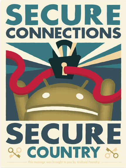 Secure Connection, Secure Country