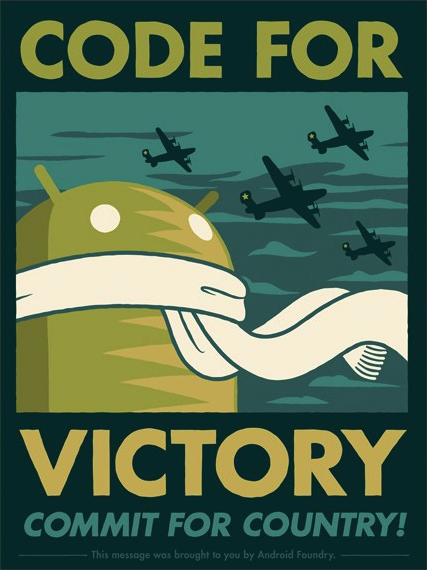 Code for Victory!